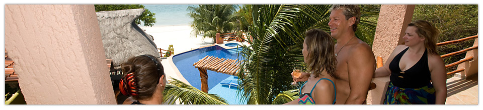 Property Details and Mexico vacation villa rental rates